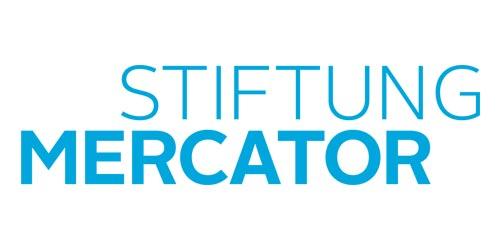 Logo der Mercator Stiftung