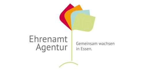 Logo der Ehrenamt Agentur Essen