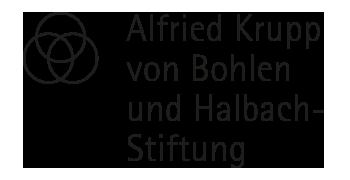 Logo der Alfred Krupp von Bohlen und Halbach-Stiftung