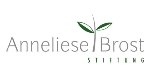 Logo der Anneliese Brost Stiftung