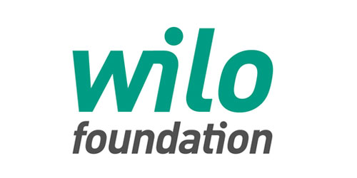 Logo der Wilo Foundation