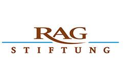 Logo der RAG Stiftung